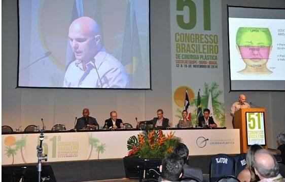 Dr. Casagrande no Congresso Brasileiro de Cirurgia Plástica
